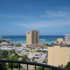 Отель Tumon Bay Capital Hotel США, Тамунинг - 8 отзывов об отеле, цены и фото номеров - забронировать отель Tumon Bay Capital Hotel онлайн пляж