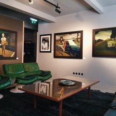 Отель Raw Culture Arts & Lofts Bairro Alto интерьер отеля
