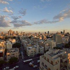 Отель Metropolitan Suites Тель-Авив городской автобус