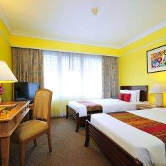 Отель Le Siam Бангкок комната для гостей фото 4