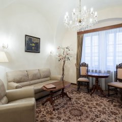 Отель AURUS Прага комната для гостей фото 19