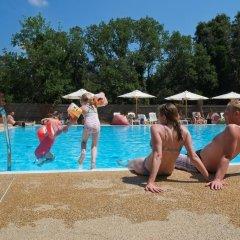 Отель Camping Le Pianacce Кастаньето-Кардуччи фитнесс-зал