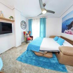 Отель Apartamento Zen Costa del Sol Испания, Торремолинос - отзывы, цены и фото номеров - забронировать отель Apartamento Zen Costa del Sol онлайн комната для гостей