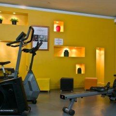Park Inn by Radisson Nice Airport Hotel фитнесс-зал