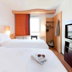 Отель Ibis Muenchen City Sued Мюнхен комната для гостей фото 3