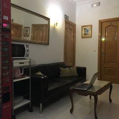 Отель Hostal Residencia Lido удобства в номере фото 2