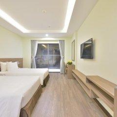 Отель Xavia Hotel Вьетнам, Нячанг - 1 отзыв об отеле, цены и фото номеров - забронировать отель Xavia Hotel онлайн комната для гостей фото 2