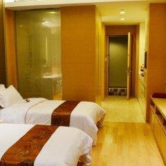 Отель Yishang Baoli Shimao International Apartment Китай, Гуанчжоу - отзывы, цены и фото номеров - забронировать отель Yishang Baoli Shimao International Apartment онлайн комната для гостей