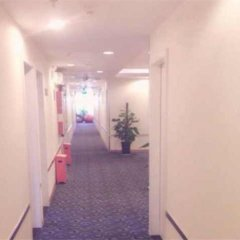 Отель 7 Days Inn Guangzhou Panyu Wanda Plaza Nancun Branch интерьер отеля