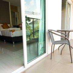 Отель Nida Rooms Sathorn 106 Central Park Таиланд, Бангкок - отзывы, цены и фото номеров - забронировать отель Nida Rooms Sathorn 106 Central Park онлайн балкон