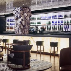 Отель Gran Hotel Torre Catalunya Испания, Барселона - 9 отзывов об отеле, цены и фото номеров - забронировать отель Gran Hotel Torre Catalunya онлайн гостиничный бар