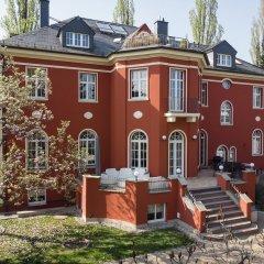 Отель Villa am Park Германия, Дрезден - отзывы, цены и фото номеров - забронировать отель Villa am Park онлайн фото 3