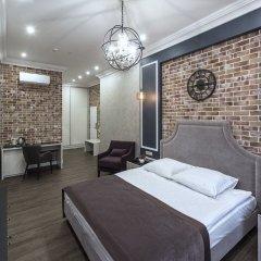 Гостиница Полярис комната для гостей фото 15