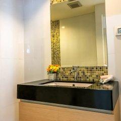 Отель Paradise Park Condo Паттайя ванная фото 2