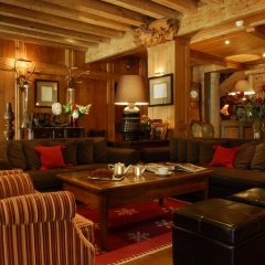 Hotel Mont-Blanc интерьер отеля
