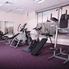 Гостиница SkyPoint Шереметьево фитнесс-зал фото 2