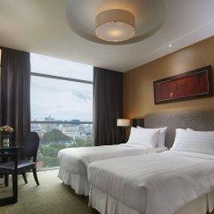 Отель Urbana Sathorn Бангкок комната для гостей фото 2