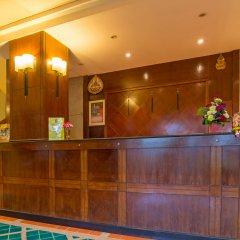 Krabi City Seaview Hotel интерьер отеля