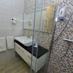 Отель Nirvana Luxury Rooms ванная