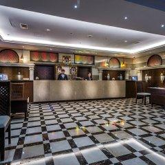 Отель First Central Hotel Suites ОАЭ, Дубай - 11 отзывов об отеле, цены и фото номеров - забронировать отель First Central Hotel Suites онлайн интерьер отеля фото 3