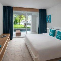 Отель X2 Vibe Phuket Patong Таиланд, Пхукет - 7 отзывов об отеле, цены и фото номеров - забронировать отель X2 Vibe Phuket Patong онлайн комната для гостей фото 3
