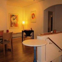 Отель Sankt Sigfrid Bed & Breakfast питание