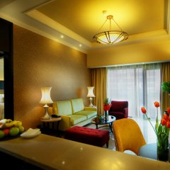 Отель InterContinental Shenzhen Китай, Шэньчжэнь - отзывы, цены и фото номеров - забронировать отель InterContinental Shenzhen онлайн комната для гостей фото 3