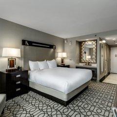 Отель Hilton Columbus at Easton США, Колумбус - отзывы, цены и фото номеров - забронировать отель Hilton Columbus at Easton онлайн комната для гостей фото 4