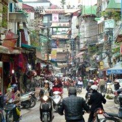 Hanoi Street Hotel спортивное сооружение