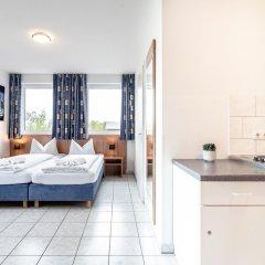 Отель Fresh INN Германия, Унтерхахинг - отзывы, цены и фото номеров - забронировать отель Fresh INN онлайн балкон
