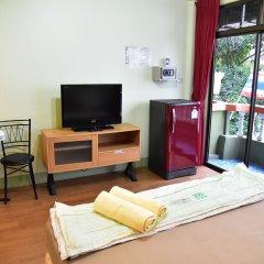 Отель Puphaya Budget 122 Паттайя удобства в номере фото 2