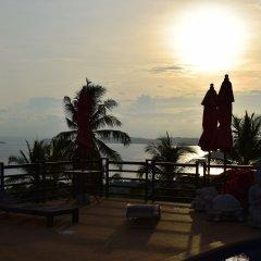 Отель Naamtao Villa Resort Самуи пляж