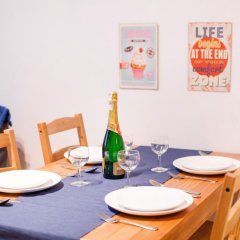 Апартаменты Blue Happy Apartment Варшава питание