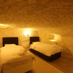 Отель Sakli Cave House Аванос комната для гостей фото 4