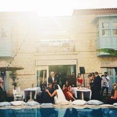 Evliyagil Hotel by Katre Чешме бассейн фото 7