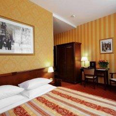 Hotel Wolne Miasto - Old Town Gdansk комната для гостей фото 5