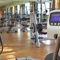 Отель Green Garden Resort Лимена фитнесс-зал фото 3