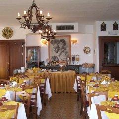 Hotel La Riva Джардини Наксос питание