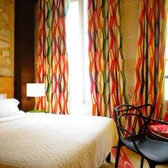 Отель Prince De Conti Франция, Париж - отзывы, цены и фото номеров - забронировать отель Prince De Conti онлайн комната для гостей фото 5