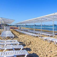 Парк-отель Восход пляж фото 2