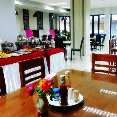 Отель Lada Krabi Express Таиланд, Краби - отзывы, цены и фото номеров - забронировать отель Lada Krabi Express онлайн питание фото 2