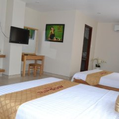 Отель Amis Hotel Вьетнам, Вунгтау - отзывы, цены и фото номеров - забронировать отель Amis Hotel онлайн комната для гостей фото 4