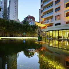 Metropolo Classiq Shanghai Jing'an Temple Hotel бассейн
