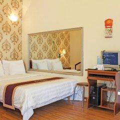 Отель A25 Hoang Quoc Viet Ханой комната для гостей фото 3