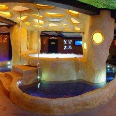 Отель Marieta Palace Несебр бассейн