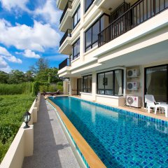 Отель The Lago 05 бассейн фото 2