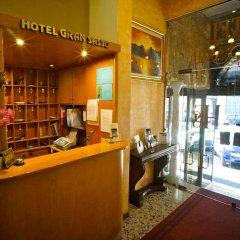 Hotel Gran Sasso интерьер отеля фото 3