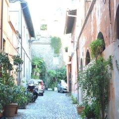 Апартаменты Moroni Apartment Trastevere парковка