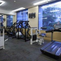 Отель Grand New Delhi Нью-Дели фитнесс-зал фото 4