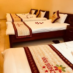 Sapa Van Hung Hotel комната для гостей